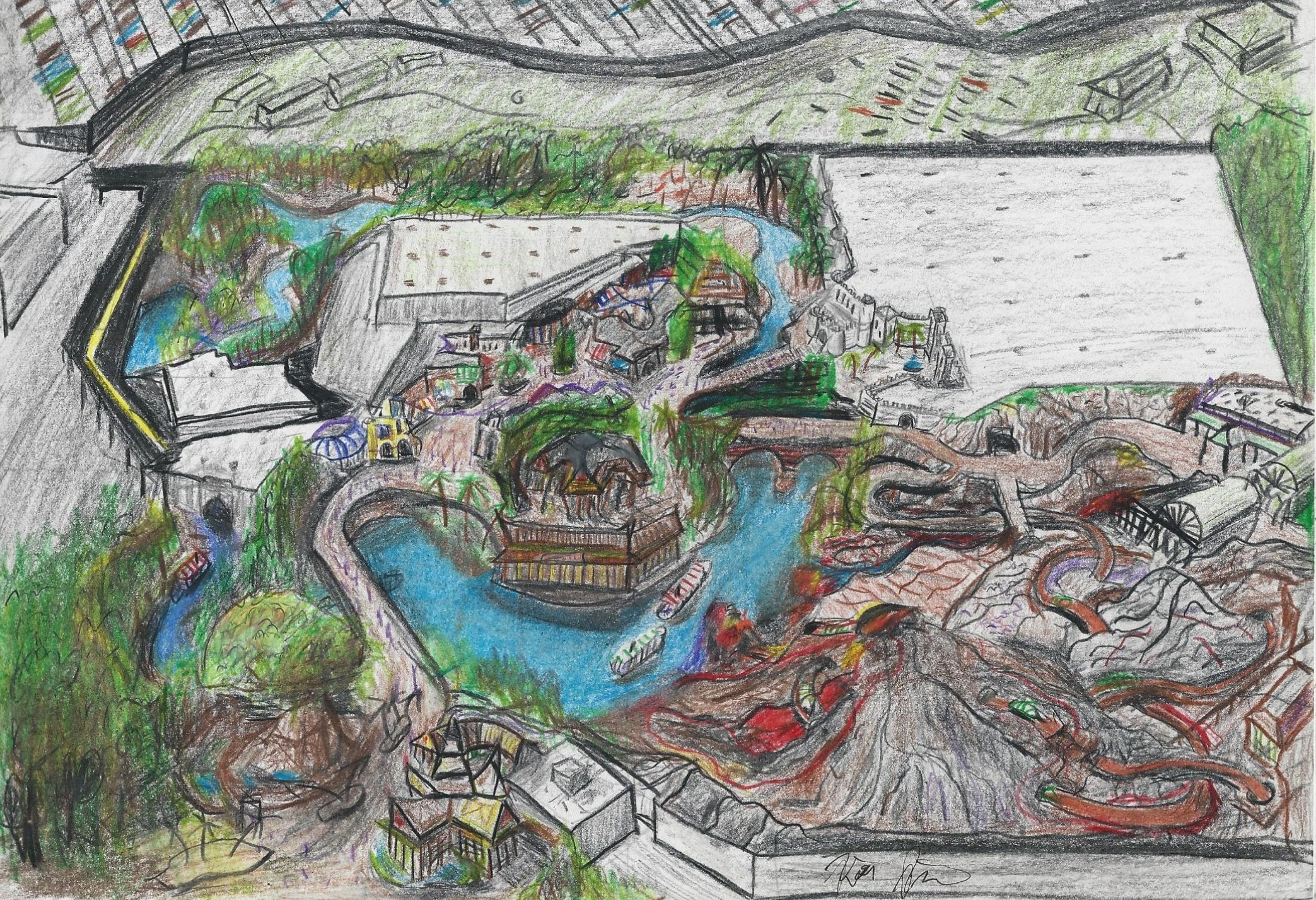Adventureland Theme Park Concepts