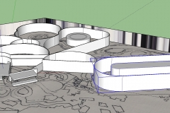 Overhead Model View