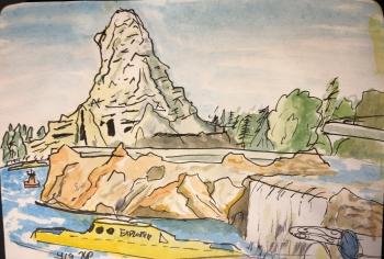 Matterhorn Lagoon