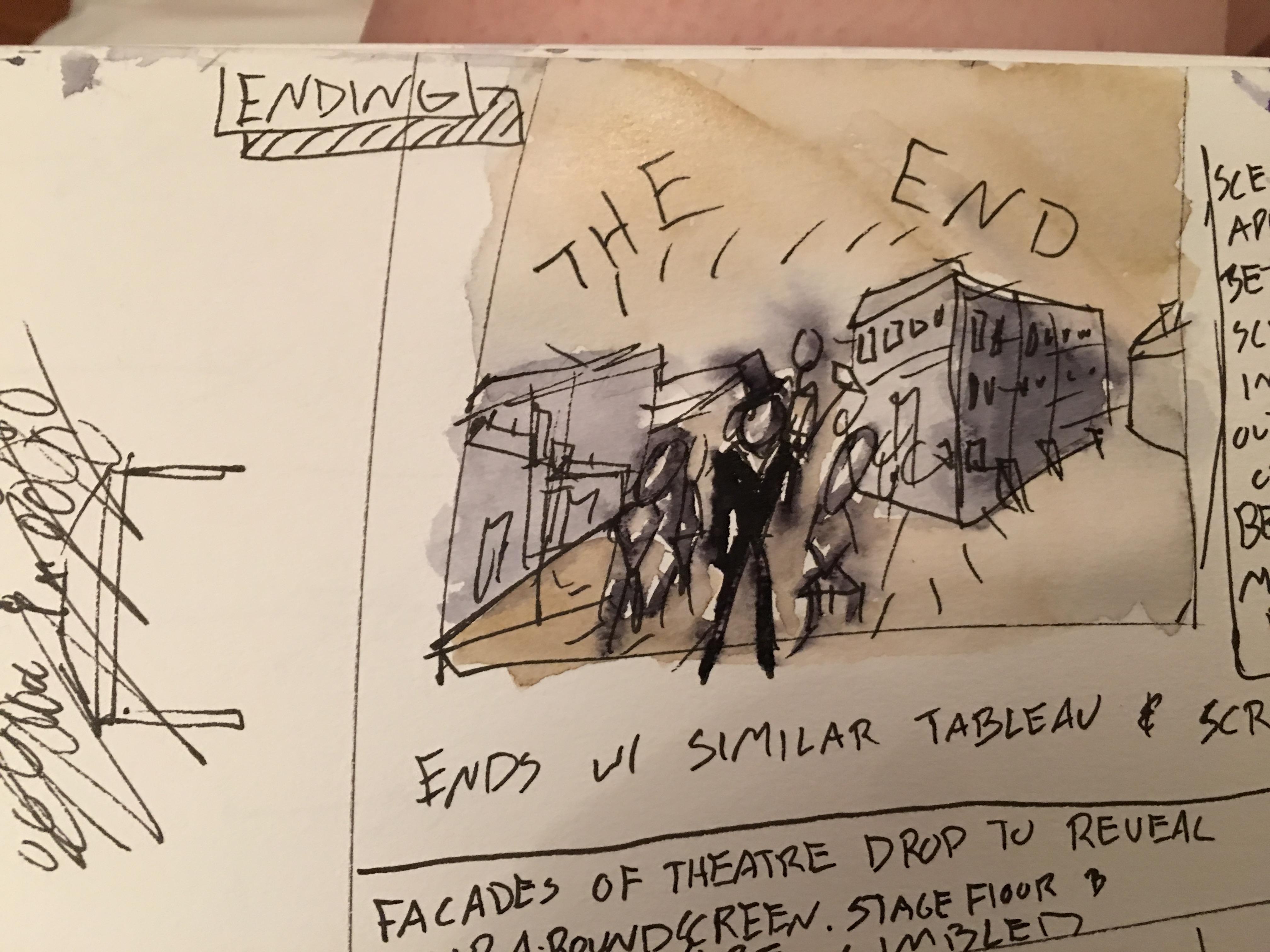 End Curtain/Scene 2