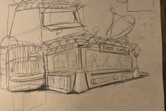 Taste Lab Sketch
